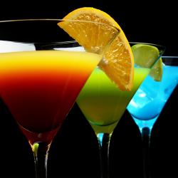 Beverages Menu
